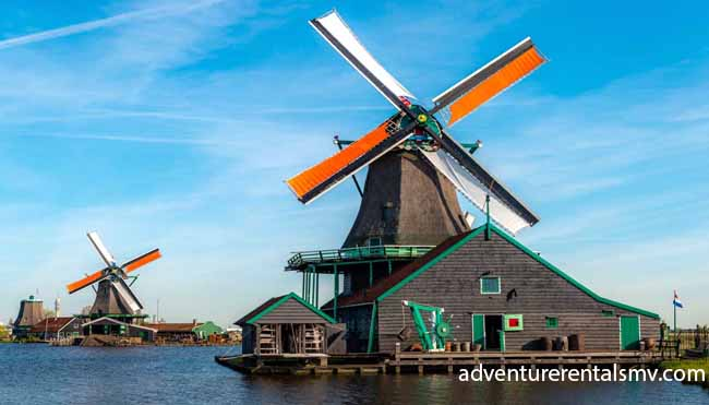 5 Unique Tourist Spots in Zaanse Schans Holland